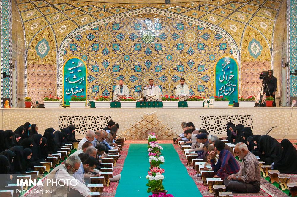 ۴۲ هزار نفر در مسابقات ملی قرآنی کمیته امداد شرکت کردند