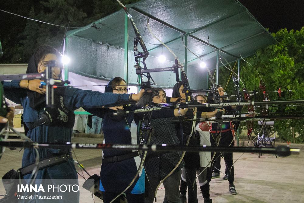 علینژاد: از تیراندازی با کمان انتظار مدالآوری در المپیک نیست