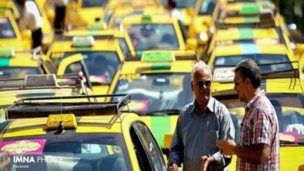 نرخ کرایههای تاکسی ۲۵ درصد افزایش یافت