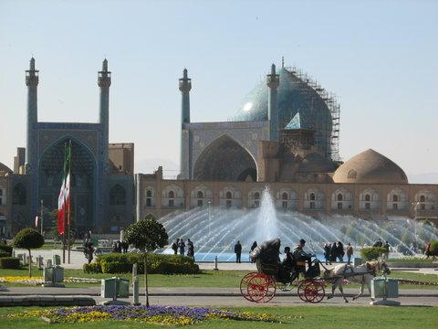 اصفهان تابستانی ناسالم را تجربه کرد