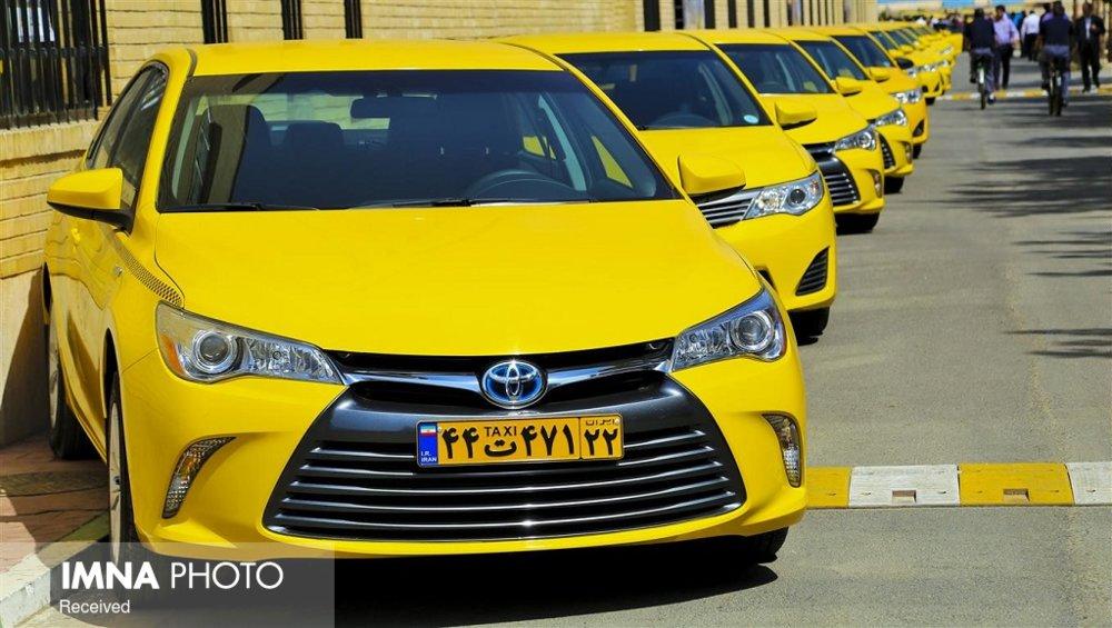 ورود اولین تاکسیهای هیبریدی به ناوگان تاکسیرانی بندرعباس