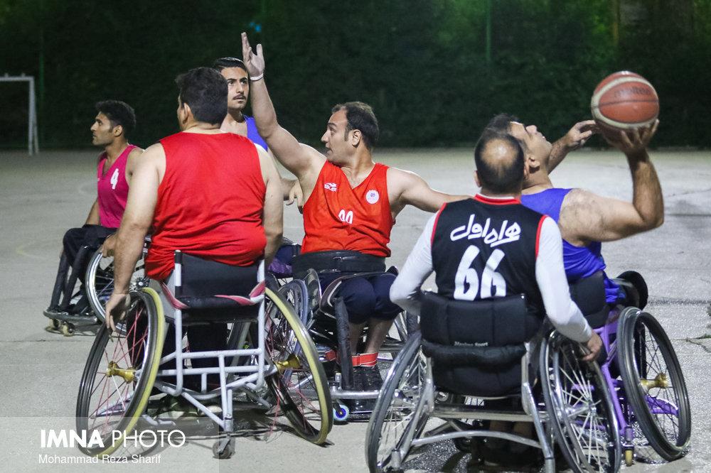 هیئت های برتر ورزش جانبازان و معلولین مشخص شدند