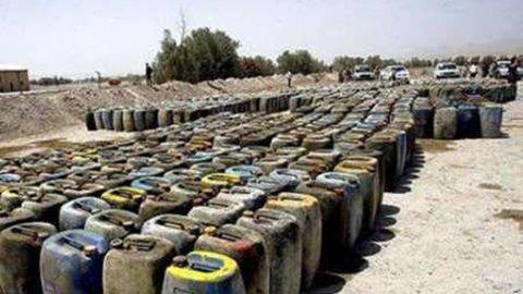 شناسایی سوخت قاچاق به ارزش ۱۹۶۹ میلیارد ریال در گمرکات اصفهان