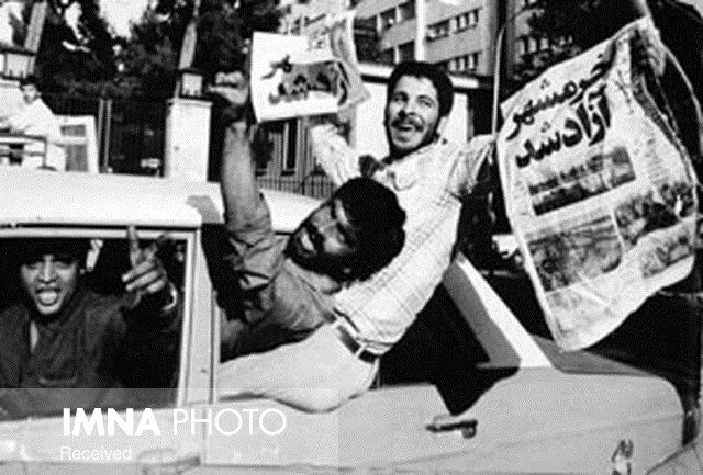 حماسه آزادسازی خرمشهر در حافظه تاریخی ملت ایران جاودان است