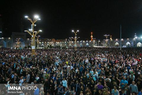 """Iranian observe ""Night of Destiny"
