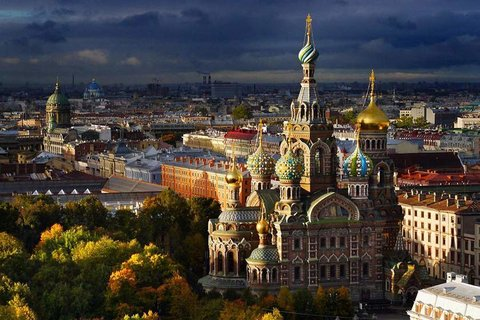 Isfahan Park to be opened in St. Petersburg
