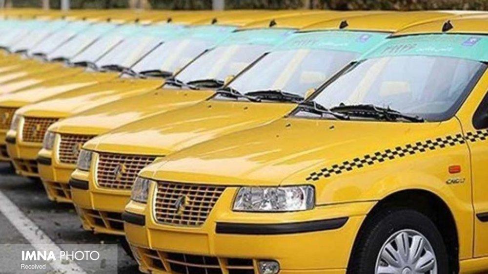 لغو طرح ترافیک ۵۶درصد مسافران تاکسی را کاهش داد