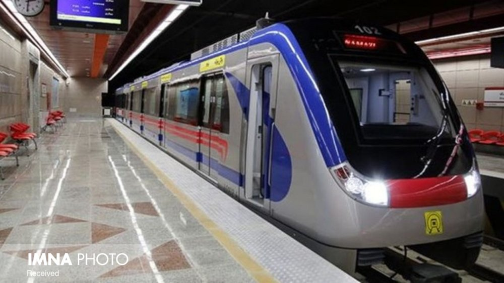 اضافه شدن دو رام به قطار شهری اصفهان تا پایان سال۹۸