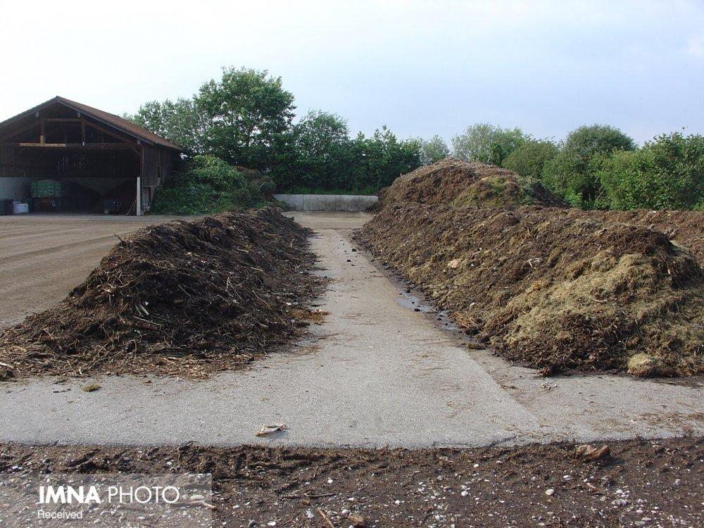 احداث کارخانه تولید کمپوست در غرب گیلان