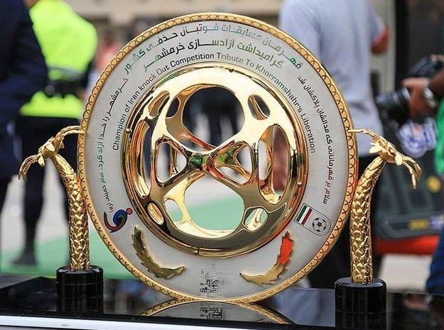 قرعه کشی مرحله ۱/۴ نهایی جام حذفی انجام شد/ پرسپولیس به استقلال خورد، فولاد به سپاهان