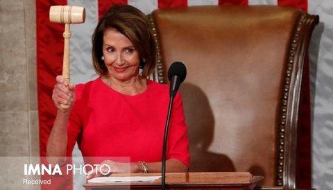 پلوسی در ریاست مجلس نمایندگان آمریکا باقی ماند