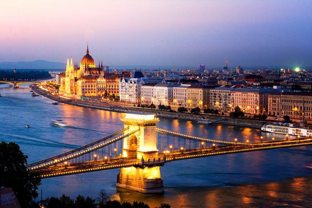 سه شهر زیبای اروپا