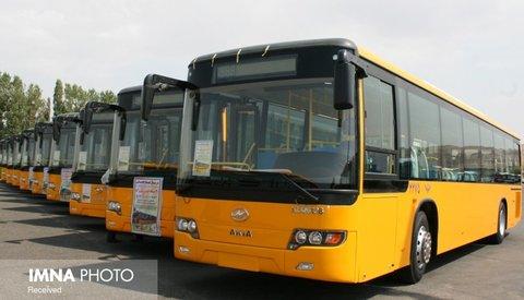 ۲۰۰ دستگاه اتوبوس جدید به ناوگان اتوبوسرانی اصفهان اضافه میشود