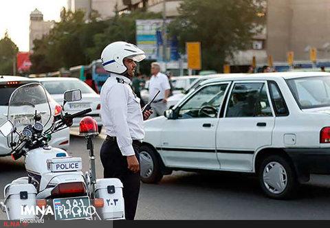 محدودیتهای ترافیکی تا ۲۶ مرداد