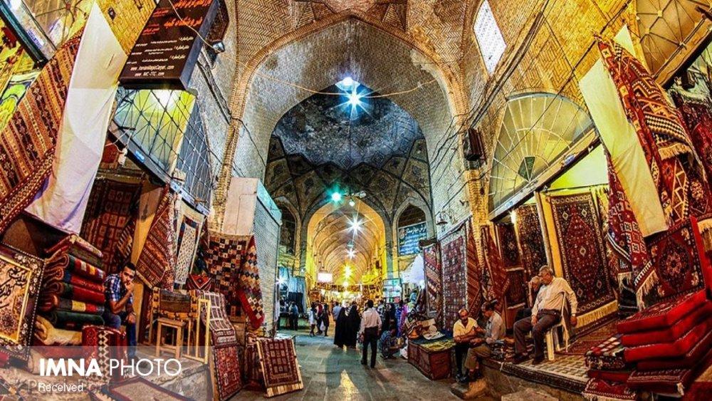 بازآفرینی سراهای تاریخی بازار وکیل شیراز سهم مناسبی در بودجه دارد