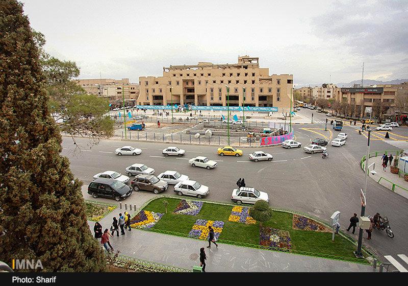 ارایه طرحی جدید برای میدان امام حسین(ع)