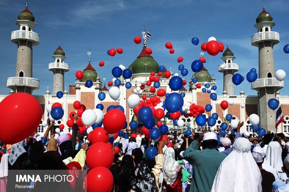کشورهای مختلف چگونه عید فطر را جشن می گیرند؟
