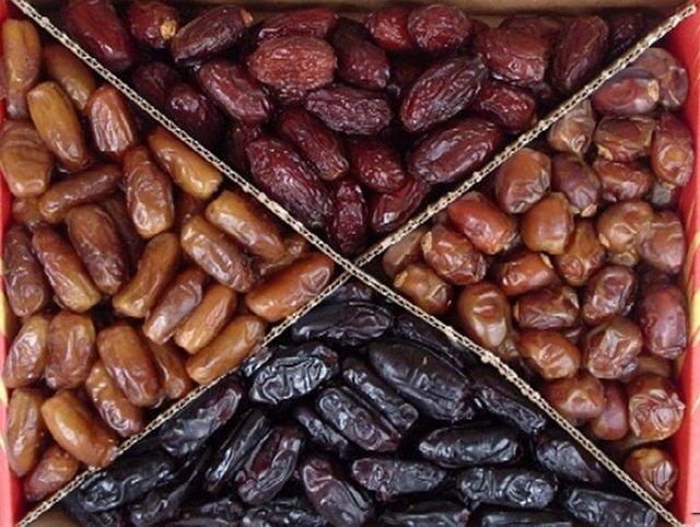 قیمت خرمای ماه رمضان امروز ۲۶ فروردین ۱۴۰۰+ جدول