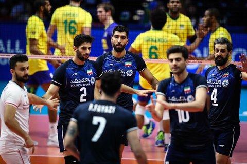 برزیل نوار پیروزی های ایران را پاره کرد