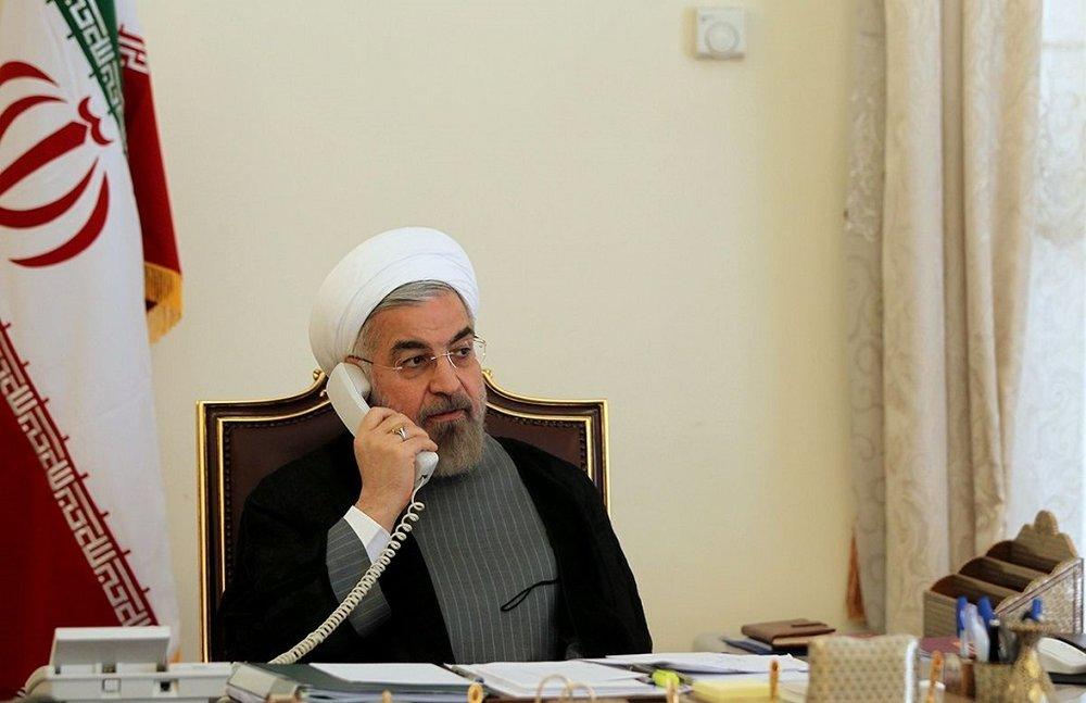 روحانی بر ضرورت تلاش در راستای تسریع در اجرای توافقات تهران - مسکو تاکید کرد
