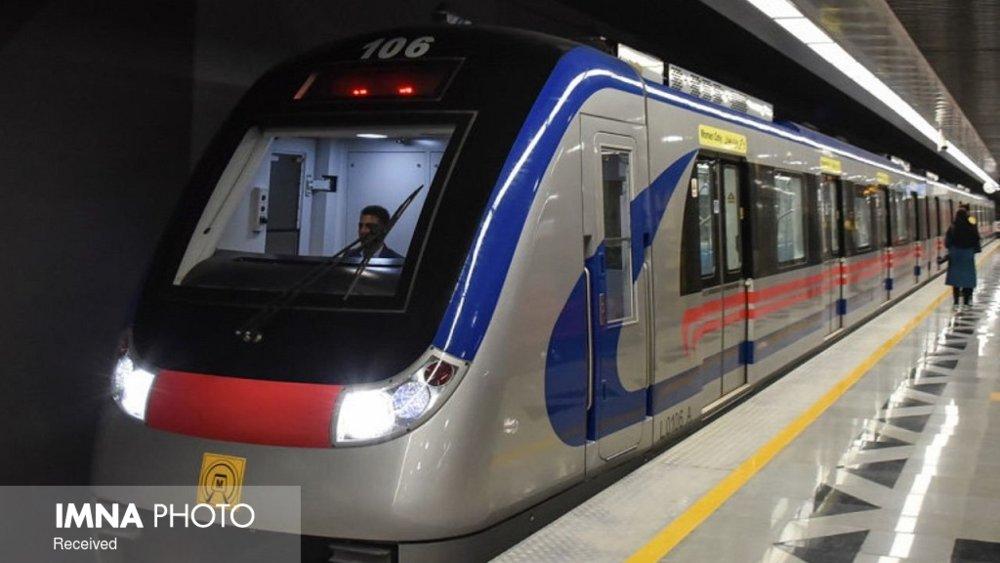 ۵۵ واگن متروی جدید برای اصفهان خریداری میشود