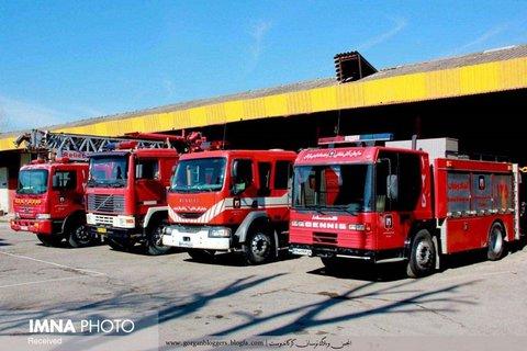 اختصاص ۱۸ میلیارد ریال برای تجهیز آتشنشانی کاشان