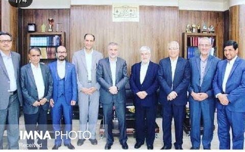 همکاری شهرداری اصفهان و قوه قضاییه تقویت میشود