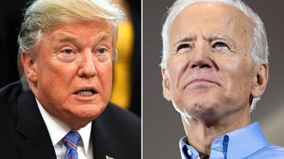 تنش میان ترامپ و بایدن