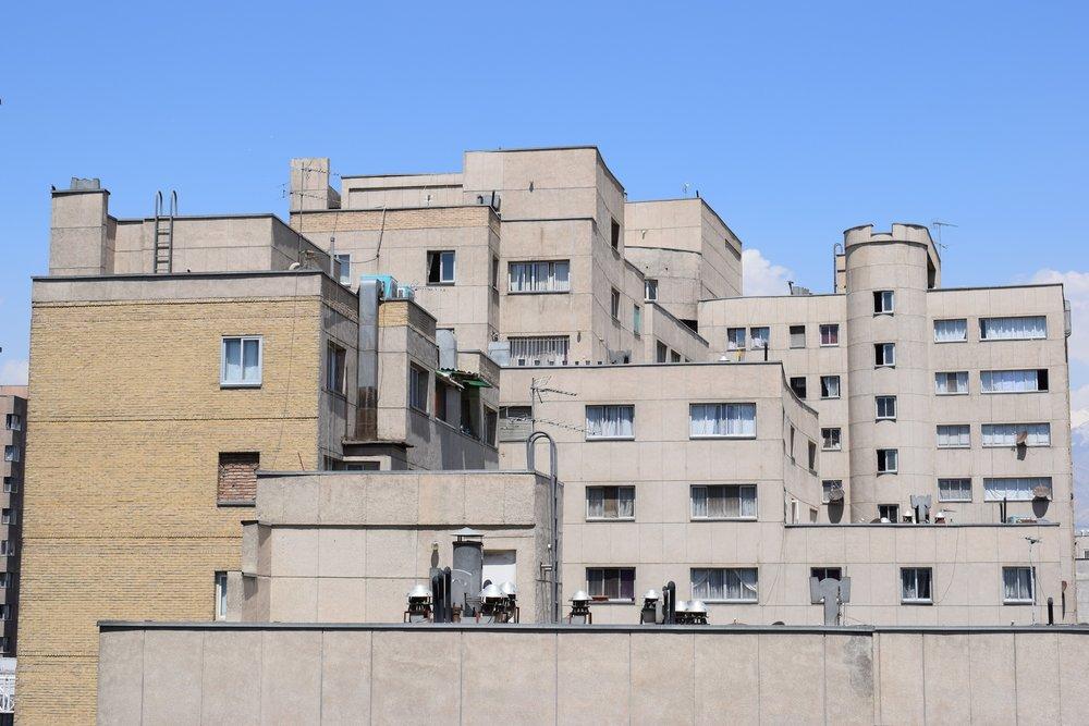 پایداری در معماری شهرها