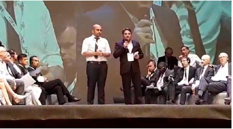 دو پیشنهاد شهرداری اصفهان در نشست شهر خلاق یونسکو+ فیلم