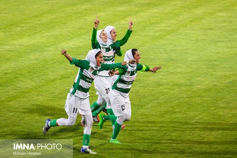 نتایج عجیب گروه دوم در هفته سوم لیگ برتر فوتبال بانوان