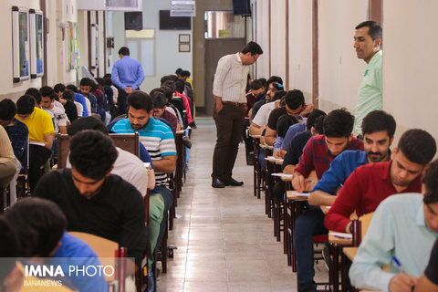 حضوری شدن امتحانات دانشگاه آزاد