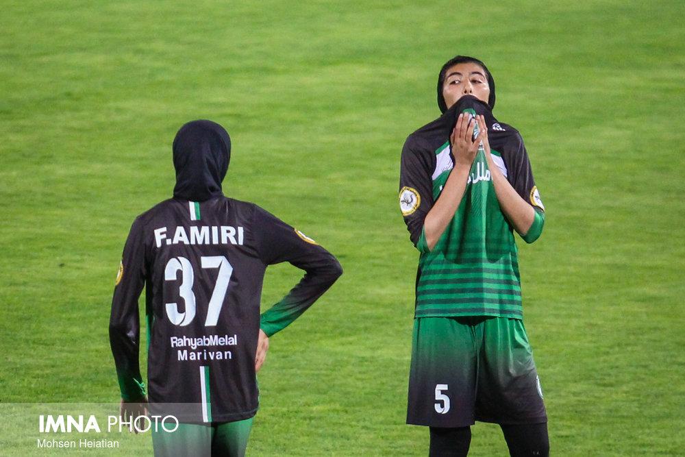 زمانبندی مرحله پایانی لیگ برتر فوتبال بانوان مشخص شد