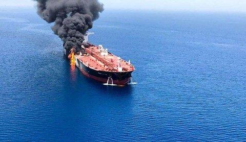 چه کسی به نفتکشها شلیک کرد؟