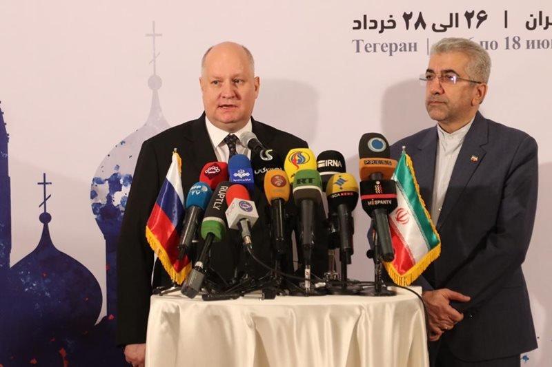 اجلاس کمیسیون مشترک همکاریهای اقتصادی و تجاری ایران و روسیه آغاز شد