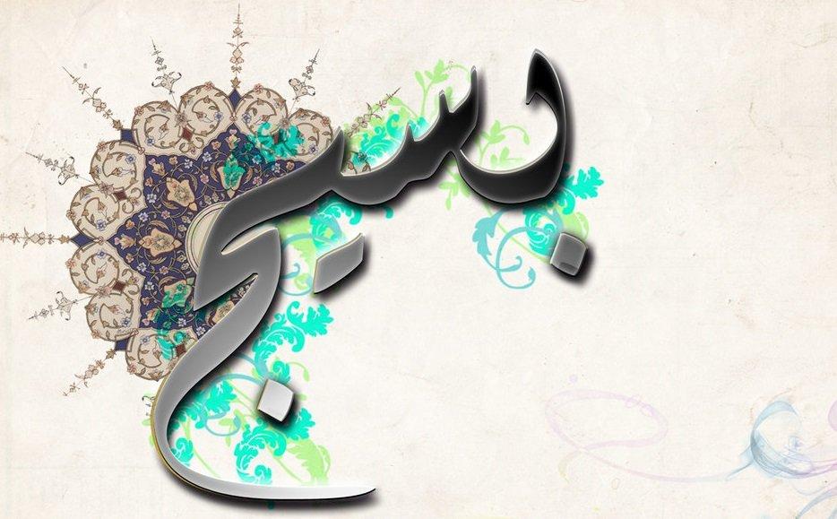 فضاسازی شهر سمنان به مناسبت هفته بسیج