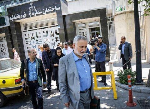 محمدرضا خاتمی به حبس محکوم شد