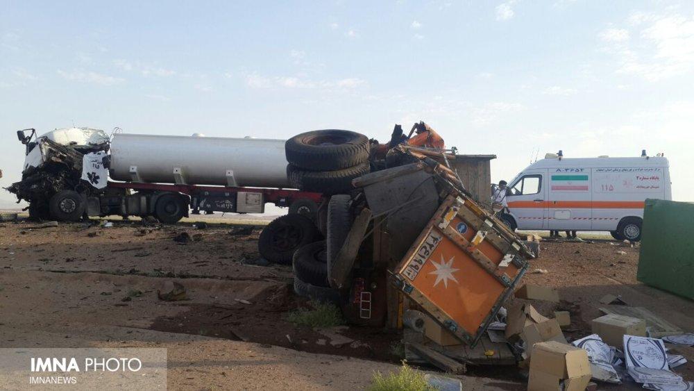 تصادفات منجر به فوت نجفآباد ۴۶ درصد کاهش یافت