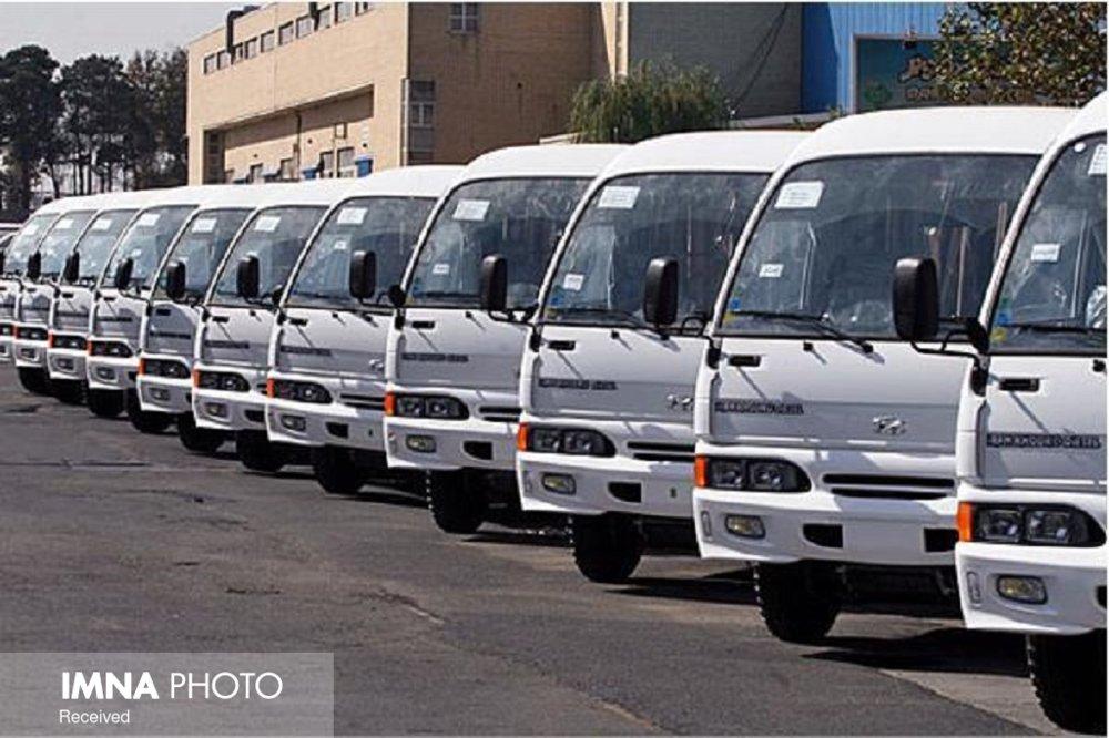 واگذاری مینیبوس و اتوبوسهای شرکت واحد به بخش خصوصی