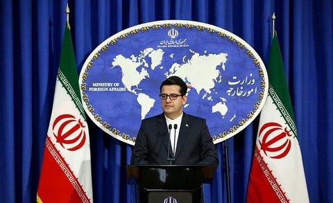 دولت جمهوری اسلامی ایران در حفظ حقوق مردم خود با هیچ دولتی مماشات نمیکند