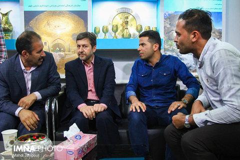 آخرین روز نمایشگاه گردشگری و صنایع دستی اصفهان