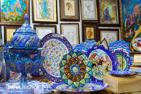 China new export destination for Iranian domestic handicrafts