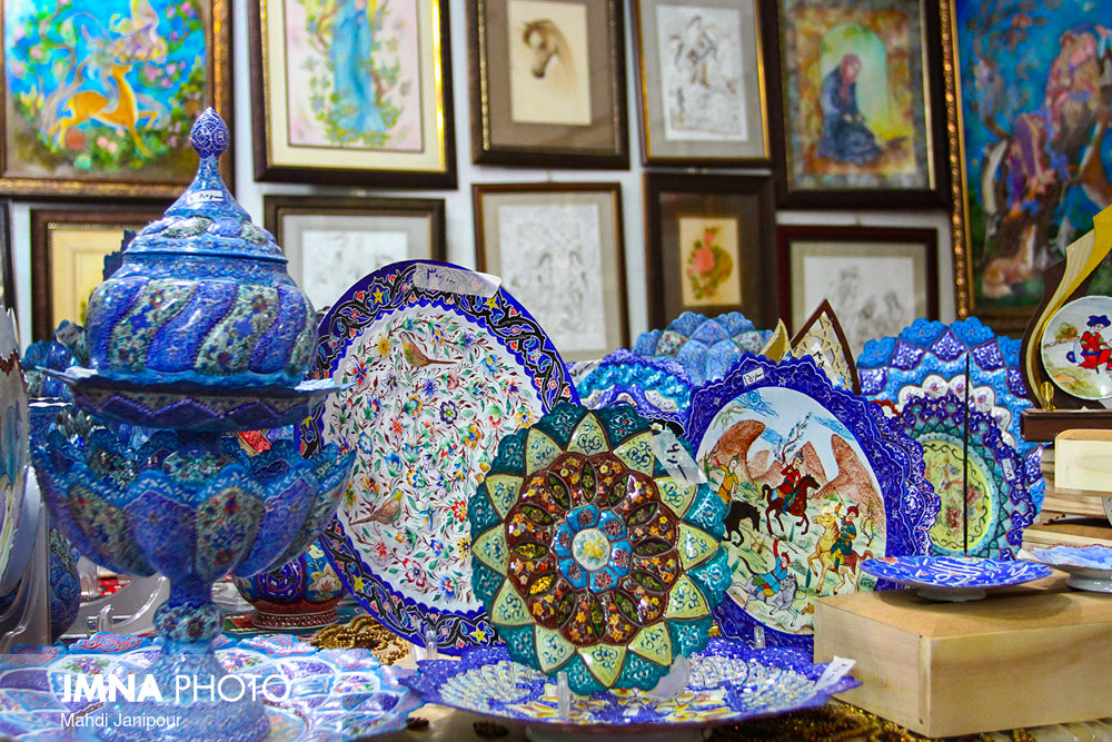 Handicrafts Town to be constructed in Isfahan