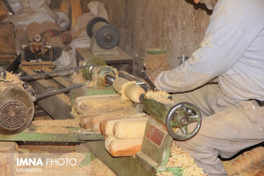 صنایع چوب فلاورجان، میراث کهن فراموش شده