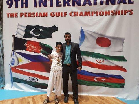 کسب مدال طلا و برنز توسط اصفهانیها در مسابقات بینالمللی کیک بوکسینگ