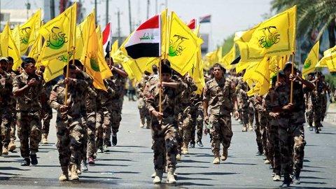 پیشروی حشد الشعبی به سمت مرزهای سعودی