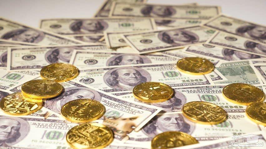 آخر هفته کاهشی قیمت سکه، طلا و ارز امروز ۲۲ اسفند+ جدول