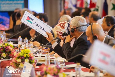 آیین افتتاحیه نشست کمیته سیاسی مجمع مجالس آسیایی (APA)