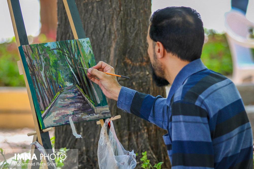 تحقق اهداف مدیریت شهری با کمک هنرمندان