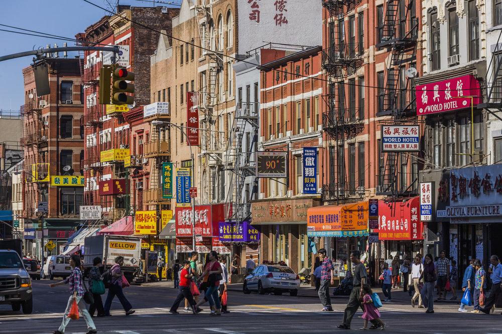 هویت شهری: شهر به عنوان محلی برای اقامت